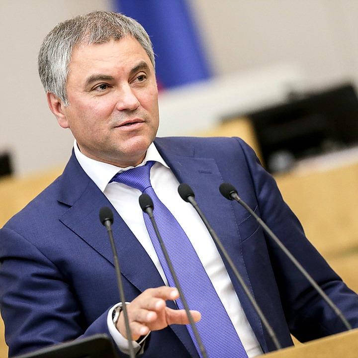 Вячеславу Володину вручили премию за вклад в многонациональную культуру