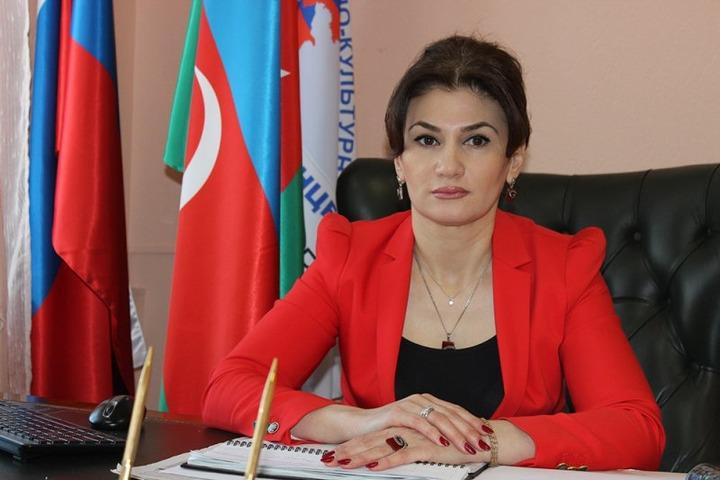 Мехрибан Садыгова