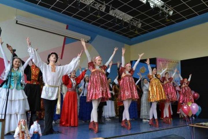 """В Липецке проведут фестиваль национальных культур """"Мы вместе"""""""