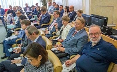 В Совете Федерации обсудили подготовку специалистов в межнациональной сфере