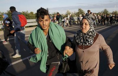 Правозащитники добились отмены депортации сирийских беженцев