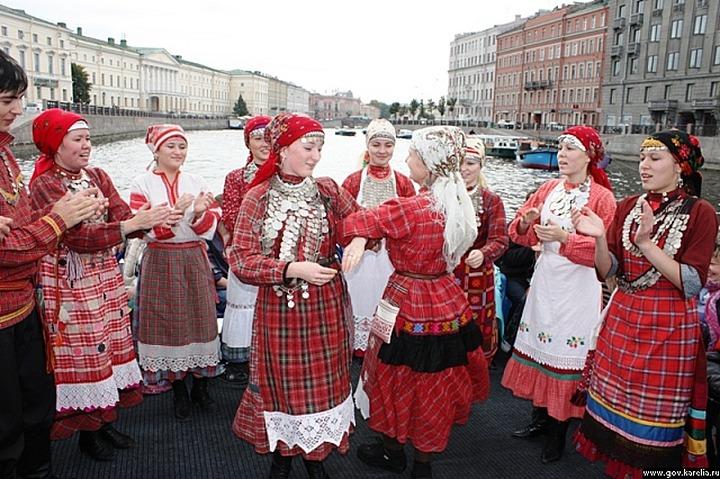 11 и 12 апреля - Дни финно-угорской культуры в Сыктывкаре