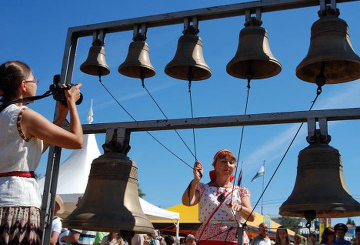 Спасская ярмарка в Елабуге зазвонит во все колокола