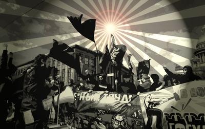 """Движение левых националистов """"Вольница"""" объявило о самороспуске из-за начавшихся репрессий"""