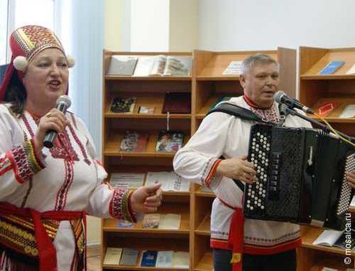 Дни мордовской культуры провели в Ульяновске