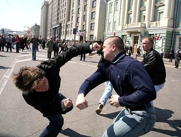 В Москве уроженцы Калмыкии подрались с выходцами из Дагестана из-за счета в кафе