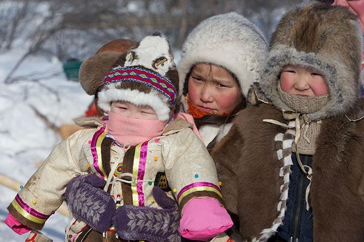 """Малочисленным народам Якутии намерены вернуть право на """"самоидентичность"""""""
