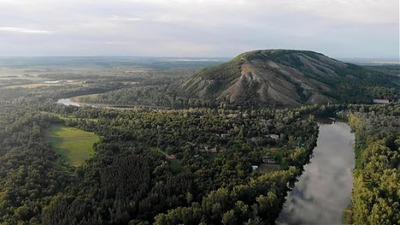 Минприроды одобрило обращение Хабирова о создании особо охраняемой территории на горе Куштау