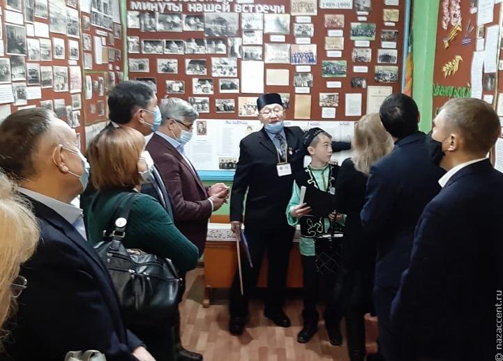 Быт сибирских татар представили в этнокомплексе в Омской области