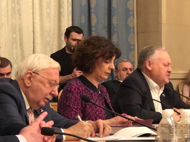 Эксперты провели исторические параллели с геноцидом армян