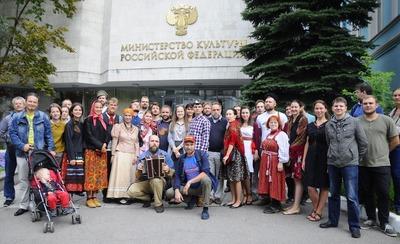 Уволенный директор снова возглавит Центр русского фольклора