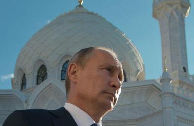 Мусульмане Москвы попросили участок земли под мечеть имени Путина