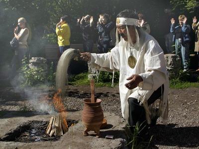 В России официально зарегистрировали древнюю религию якутов