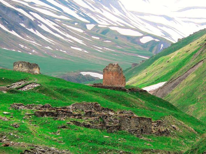 Храм X-XI веков отреставрируют в Северной Осетии в 2022 году