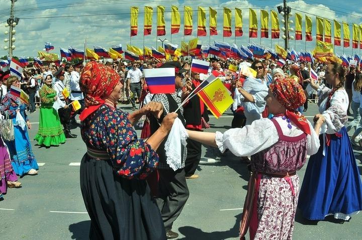 Онлайн-фотовыставка ко Дню народного единства в Чувашии