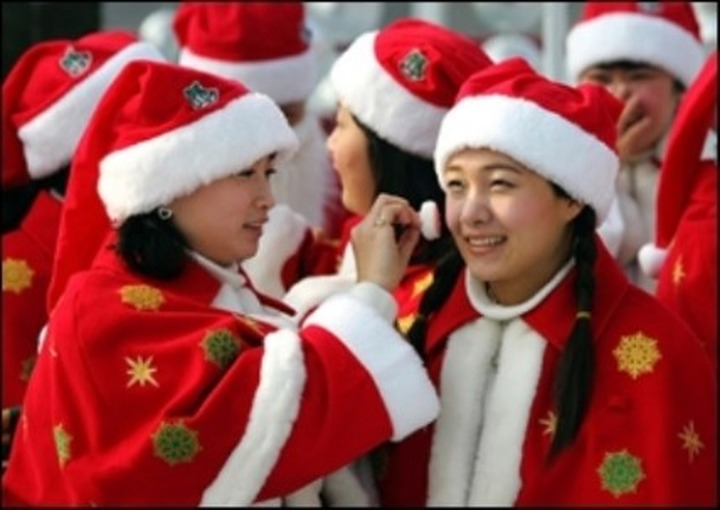 Ижевские корейцы встретили Новый год
