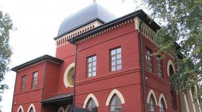 В Калуге открыли отреставрированную синагогу