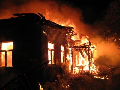 В шорском поселке Казас сгорело еще два дома