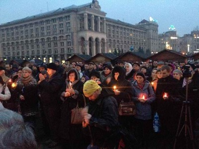 "Активист ""Русского Легиона"" погиб на Евромайдане"