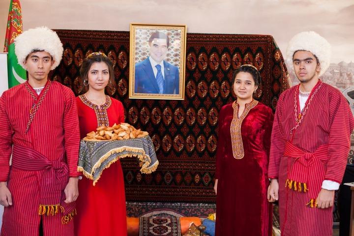 В Астрахани начались дни туркменского кино