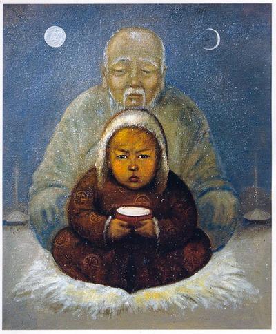 Иркутским малышам расскажут о традициях Сагаалгана