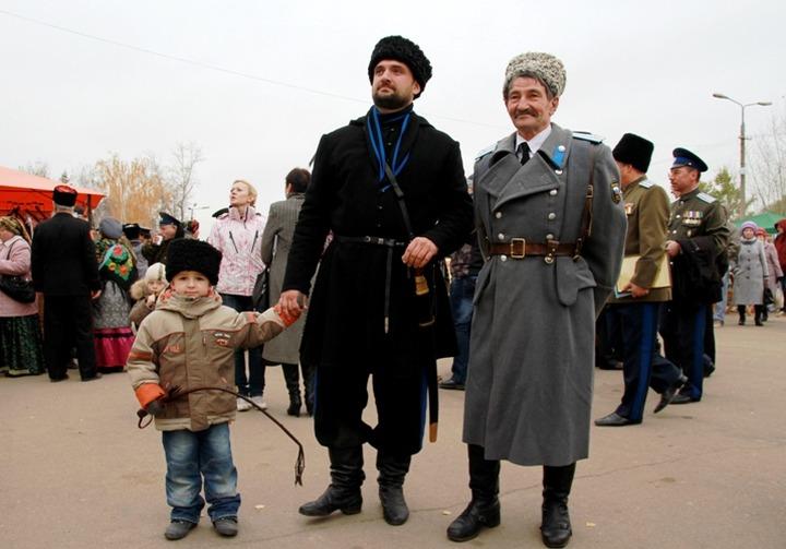 Уйские казаки погуляют на празднике