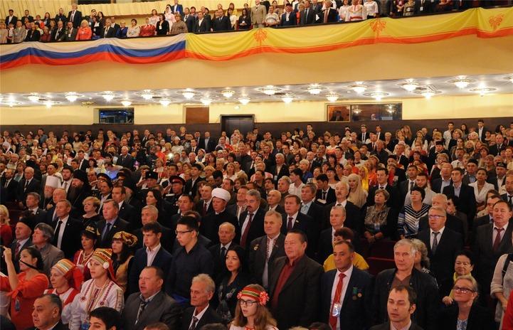 Ассамблею народов создали в Чувашской Республике