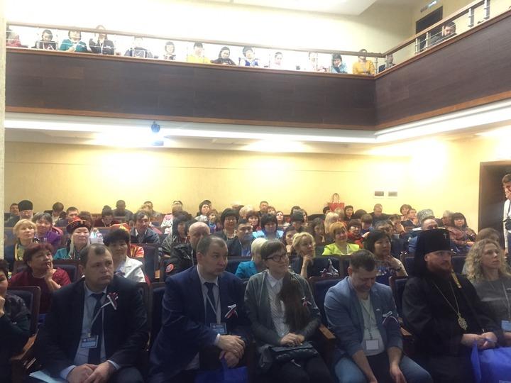 В Горно-Алтайске обсудили изменения Стратегии госнацполитики России