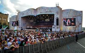 День славянской письменности и культуры на Красной площади откроет Полина Гагарина и хор из 1200 человек
