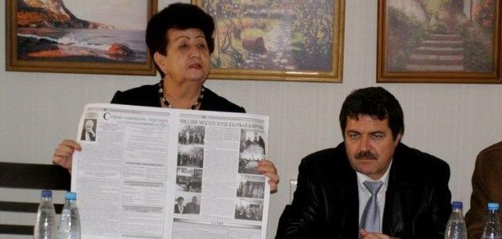 В Симферополе проведут День крымскотатарской письменности