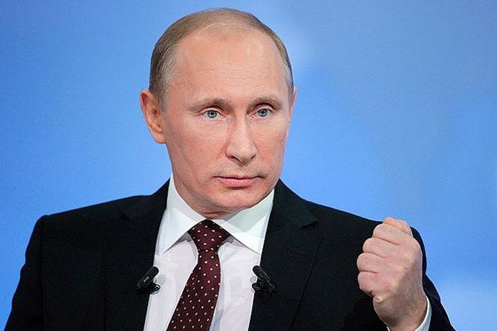 Путин потребовал дать жесткий отпор радикалам, использующим националистические лозунги