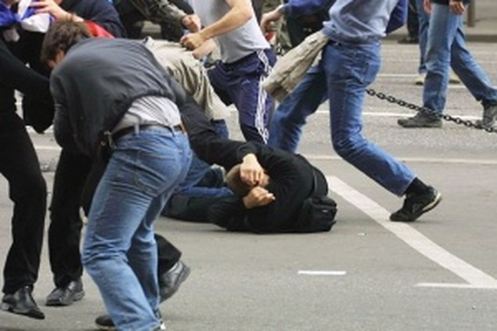 После массовой драки со стрельбой в Санкт-Петербурге задержано 8 человек