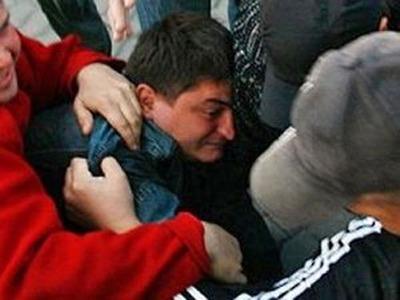 В Петербурге полиция остановила массовую драку мигрантов