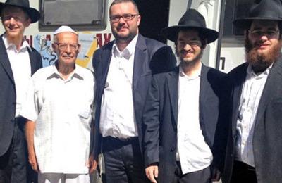 Хези Лазар: Евреи в Крыму стесняются своего еврейства