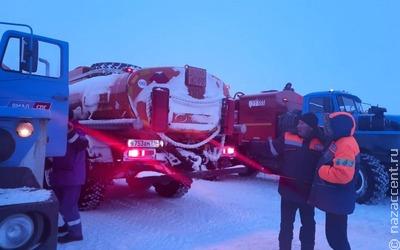 В Ямальском районе оленеводы получат топливо для поиска своих оленей