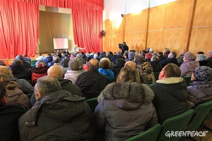 """Коми-ижемцы потребовали остановить деятельность """"Лукойла"""" в их районе"""