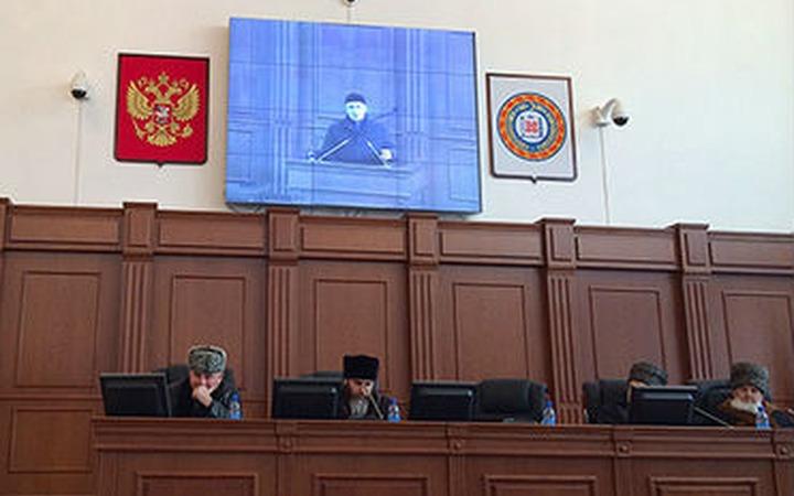 В день восстановления ЧИАССР в Чечне вспомнили жертв депортации