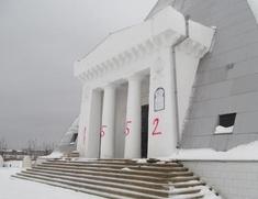 Общественность Казани возмутило осквернение храма-памятника