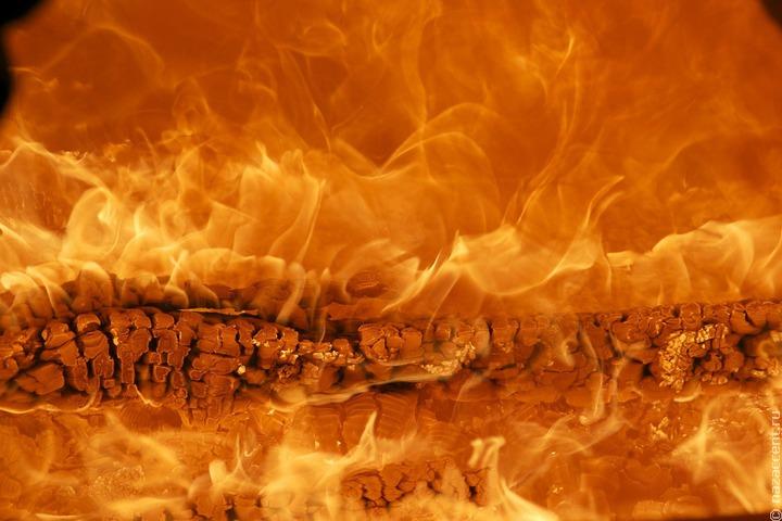 Пожар на Валаамском архипелаге не угрожает монастырскому скиту и церкви