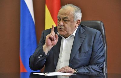 Глава Северной Осетии не исключил участия осетин в боевых действиях на Украине