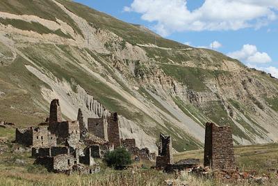 В Северной Осетии для туристов восстановят средневековое село Лисри