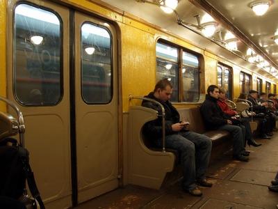 Московская полиция разыскивает напавших на мигрантов в метро