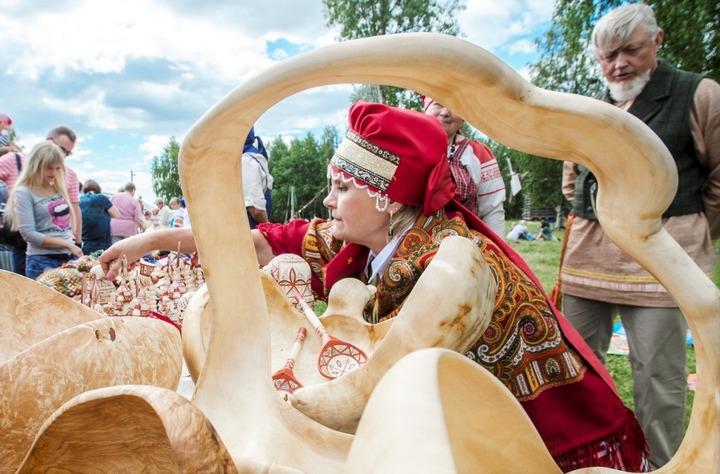 В Архангельской области стартовал Поморский мастеровой сход