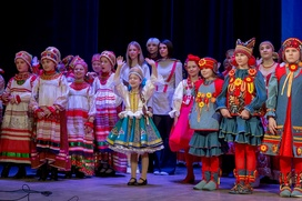 Лучший этнографический костюм выберут на фестивале в Москве