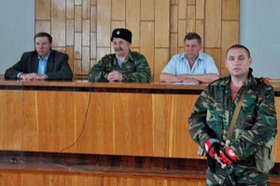 Донские казаки взяли под защиту украинский город Дебальцево