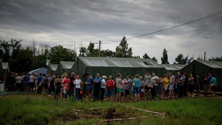 Эксперт: Чтобы не было конфликтов, украинским беженцам нужно дать возможность работать
