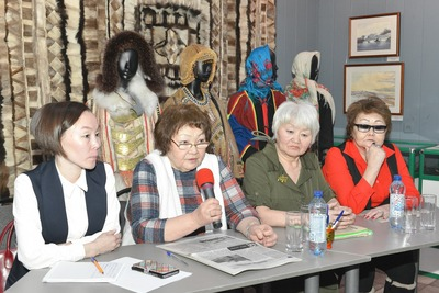 Страница на языках коренных малочисленных народов Таймыра отметила тридцатилетие