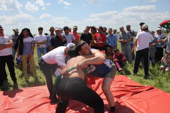 В Самарской области отпраздновали башкирский Йыйын