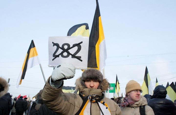 Процент националистов на общегражданских митингах вырос более чем в два раза