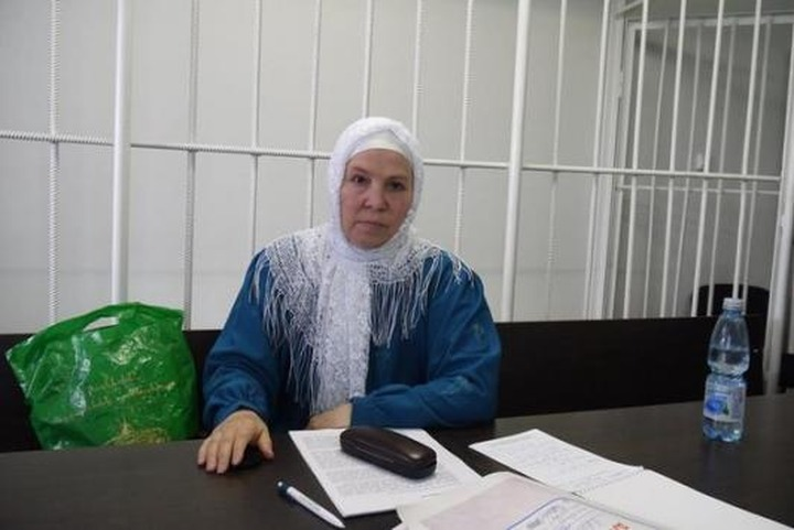 Татарскую националистку осудили за статьи о пытках татар и Украине на год условно